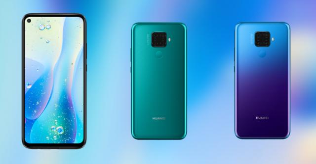Huawei Mate 30 Lite có thể là chiếc smartphone đầu tiên chạy HarmonyOS - Ảnh 2.