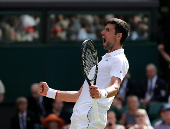 Roger Federer gặp may nhưng sẽ bị Novak Djokovic vượt qua - Ảnh 1.