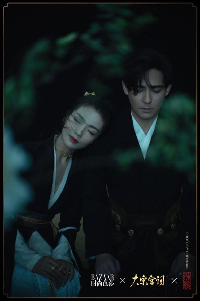 Châu Du Dân - Lưu Đào tung loạt ảnh quảng bá phim mới: Đẹp xuất sắc! - Ảnh 6.