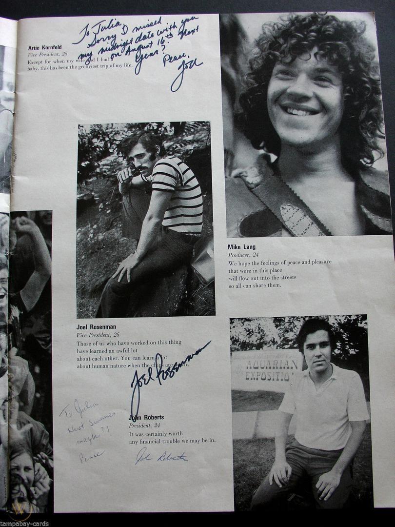 Woodstock: 50 năm, vẫn là lễ hội âm nhạc lớn nhất lịch sử - Ảnh 3.