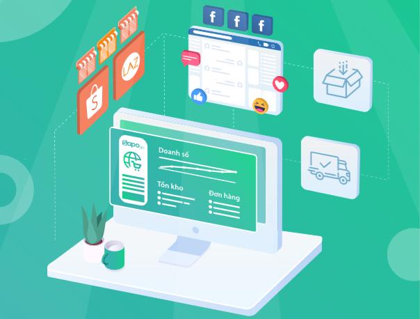 Ra mắt giải pháp quản lý bán hàng online dành riêng cho nhà bán hàng trên sàn TMĐT và Facebook - Ảnh 1.