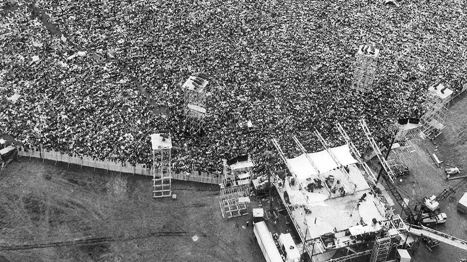 Woodstock: 50 năm, vẫn là lễ hội âm nhạc lớn nhất lịch sử - Ảnh 1.