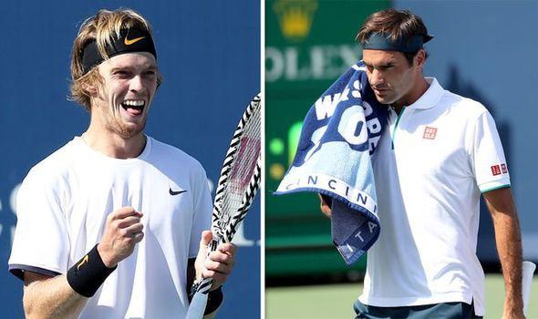Thảm bại tại Cincinnati, Federer ca ngợi đối thủ hạng 70 thế giới - Ảnh 1.