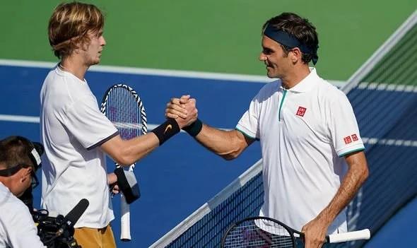 Roger Federer dừng bước tại vòng 3 Cincinnati Masters 2019 - Ảnh 3.