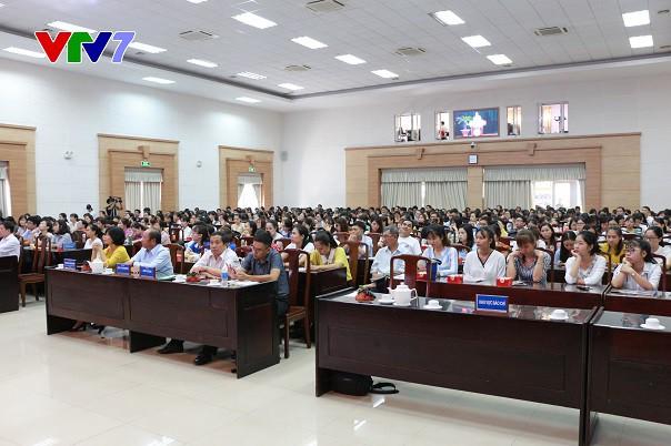 VTV7 và Cục Trẻ em phối hợp truyền thông giáo dục giới tính tại các khu công nghiệp TP.HCM - Ảnh 1.