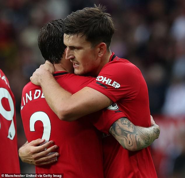 Man Utd kỳ vọng sắp có cặp trung vệ thép như Ferdinand – Vidic - Ảnh 1.