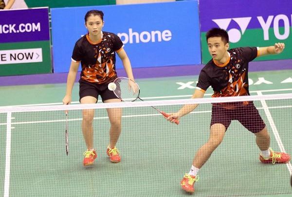 Tiến Minh thua ngược Lin Dan ở giải cầu lông thế giới - Ảnh 3.