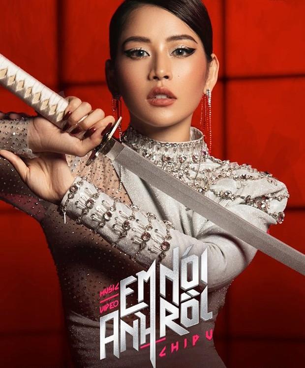 Vừa ra mắt teaser, Chi Pu bất ngờ công bố tên bài hát hoàn toàn khác - Ảnh 1.