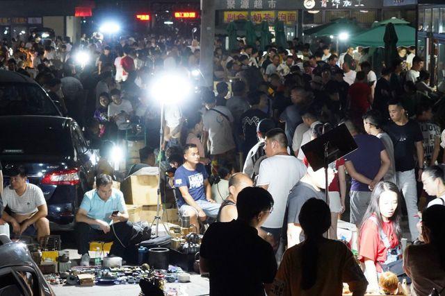 """Có gì ở """"chợ ma"""" giữa lòng Trung Quốc? - Ảnh 1."""