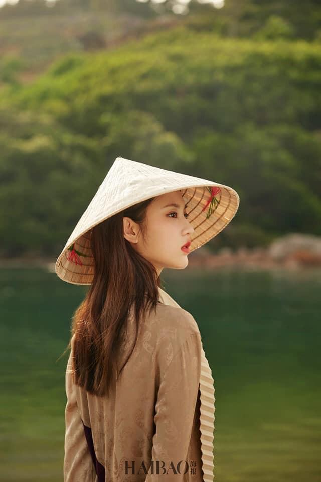 Mưu nữ lang Trương Tuệ Văn tung loạt ảnh đẹp mê hồn chụp tại Việt Nam - Ảnh 12.