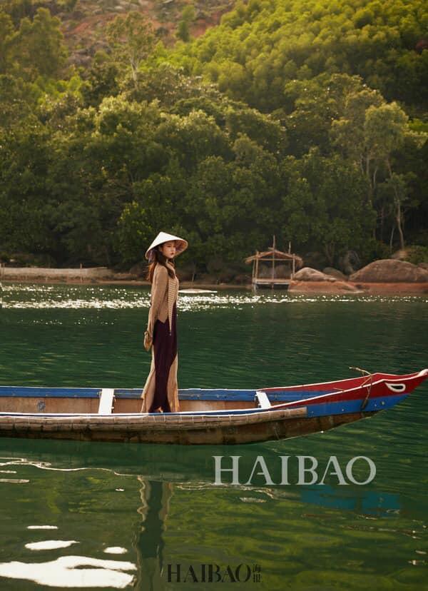 Mưu nữ lang Trương Tuệ Văn tung loạt ảnh đẹp mê hồn chụp tại Việt Nam - Ảnh 13.