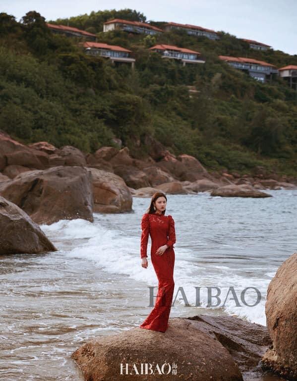 Mưu nữ lang Trương Tuệ Văn tung loạt ảnh đẹp mê hồn chụp tại Việt Nam - Ảnh 2.