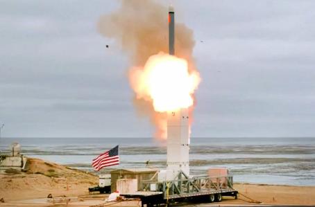 Hội đồng Bảo an Liên Hợp Quốc họp khẩn vụ Mỹ thử tên lửa - Ảnh 1.