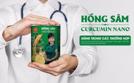 Hồng Sâm Curcumin Nano – Công ty VTH Việt Nam: Dinh dưỡng cho đề kháng tốt hơn - Ảnh 3.