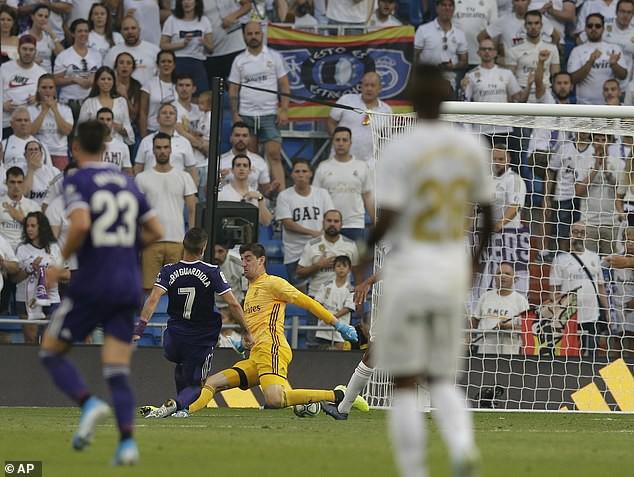 Real Madrid hòa thất vọng trước Real Valladolid - Ảnh 3.
