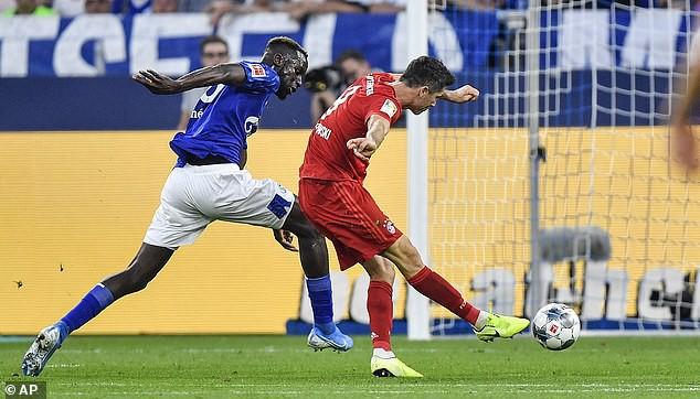 Lewandowski tỏa sáng, Bayern Munich thắng tưng bừng - Ảnh 1.