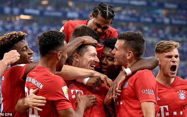 Lewandowski tỏa sáng, Bayern Munich thắng tưng bừng - Ảnh 2.