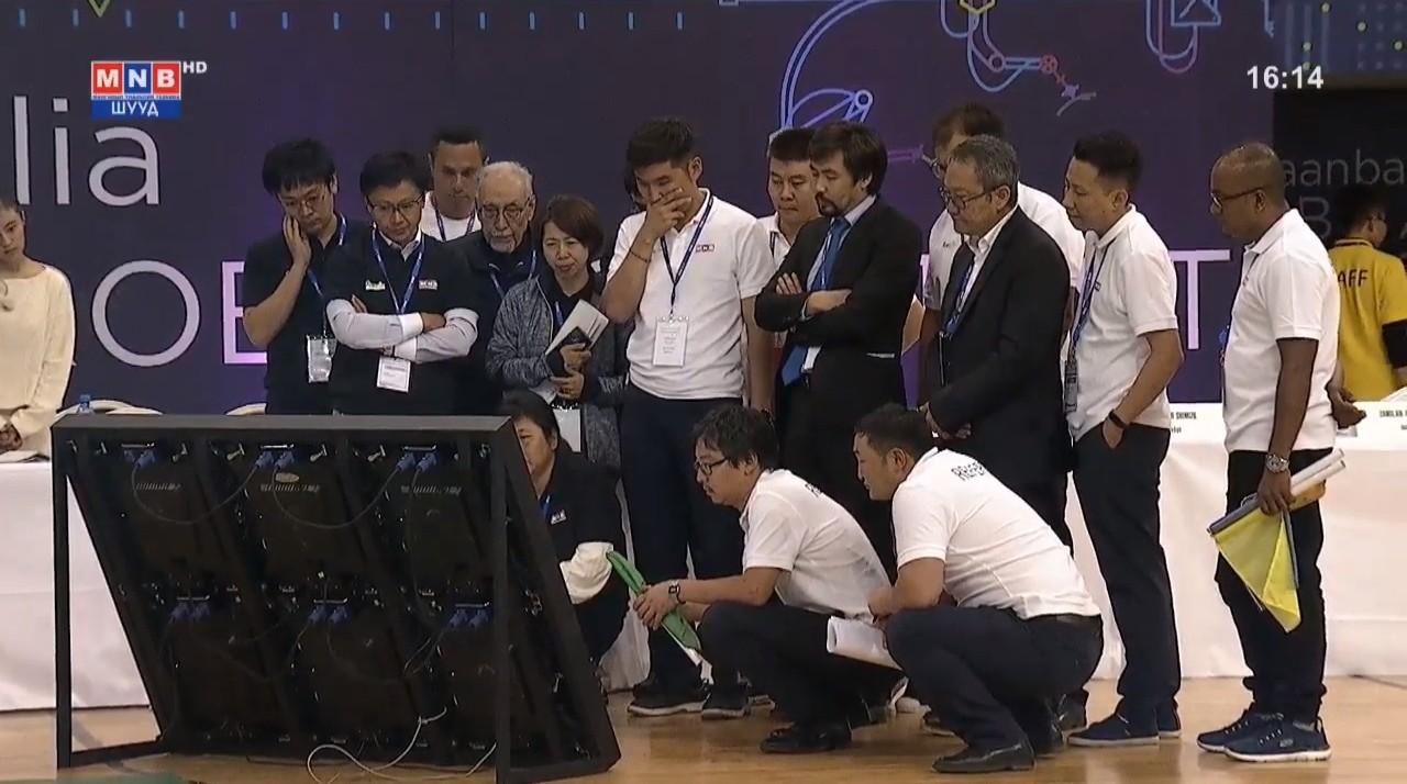 Đội tuyển Việt Nam đã chinh phục ABU Robocon 2019 như thế nào? - Ảnh 10.