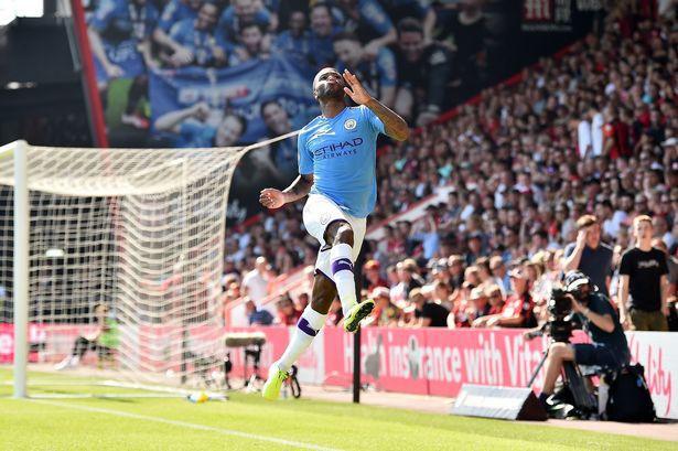 Thắng đậm Bournemouth, Man City áp sát Liverpool - Ảnh 2.