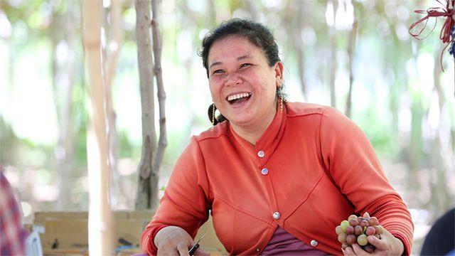 """Những người """"rũ áo nông dân"""" làm du lịch trải nghiệm ở Ninh Thuận - Ảnh 3."""
