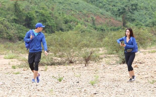 Đỗ Mỹ Linh - Xuân Tiền với những hình ảnh tình bể bình trong Cuộc đua kỳ thú 2019 - Ảnh 9.