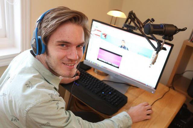 PewDiePie cán mốc 100 triệu subscriber, thu nhập 7 triệu USD/năm và hơn thế nữa - ảnh 1