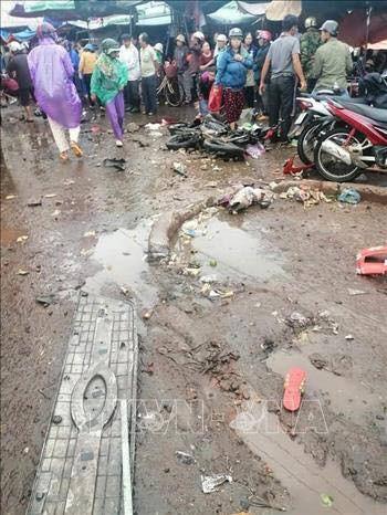 Gia Lai: Xe khách mất lái đâm 3 người chết, nhiều người bị thương - Ảnh 2.