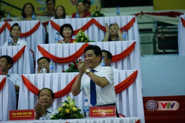 Ảnh: Những khoảnh khắc ấn tượng trong Lễ khai mạc Giải bóng chuyền nữ Quốc tế VTV Cup Tôn Hoa Sen 2019 - Ảnh 11.