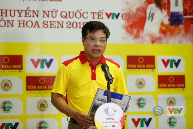 Ảnh: Những khoảnh khắc ấn tượng trong Lễ khai mạc Giải bóng chuyền nữ Quốc tế VTV Cup Tôn Hoa Sen 2019 - Ảnh 21.