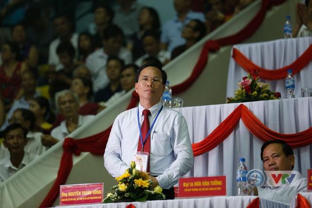 Ảnh: Những khoảnh khắc ấn tượng trong Lễ khai mạc Giải bóng chuyền nữ Quốc tế VTV Cup Tôn Hoa Sen 2019 - Ảnh 13.