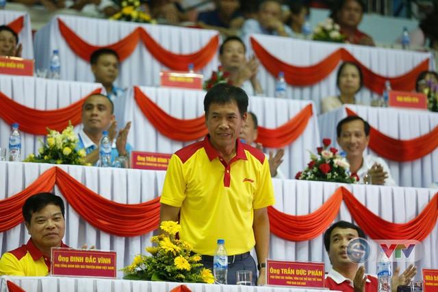 Ảnh: Những khoảnh khắc ấn tượng trong Lễ khai mạc Giải bóng chuyền nữ Quốc tế VTV Cup Tôn Hoa Sen 2019 - Ảnh 14.