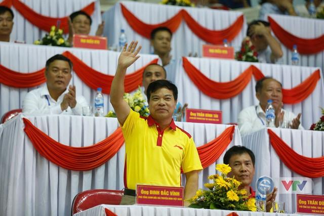Ảnh: Những khoảnh khắc ấn tượng trong Lễ khai mạc Giải bóng chuyền nữ Quốc tế VTV Cup Tôn Hoa Sen 2019 - Ảnh 15.