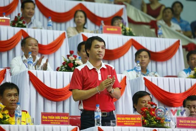 Ảnh: Những khoảnh khắc ấn tượng trong Lễ khai mạc Giải bóng chuyền nữ Quốc tế VTV Cup Tôn Hoa Sen 2019 - Ảnh 18.