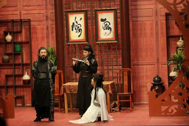 Ơn giời! Cậu đây rồi - Tập 6: Gil Lê miễn cưỡng múa cực điệu hit Anh ơi ở lại của Chi Pu - Ảnh 3.
