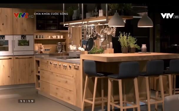 Gợi ý 4 xu hướng tủ bếp hiện đại năm 2019 - Ảnh 2.