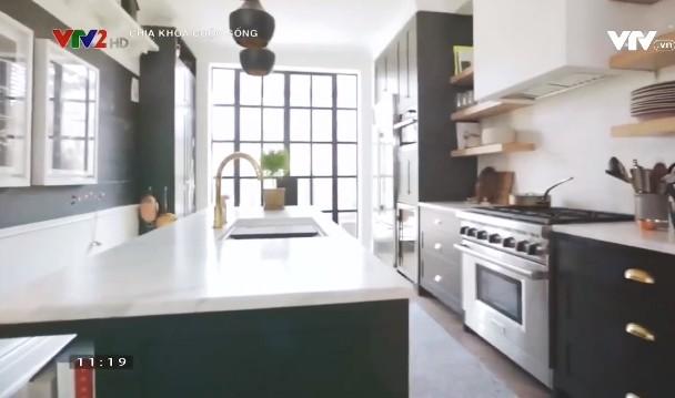 Gợi ý 4 xu hướng tủ bếp hiện đại năm 2019 - Ảnh 1.