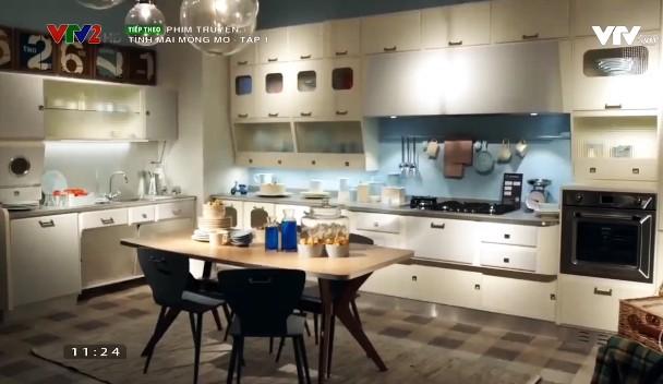 Gợi ý 4 xu hướng tủ bếp hiện đại năm 2019 - Ảnh 4.