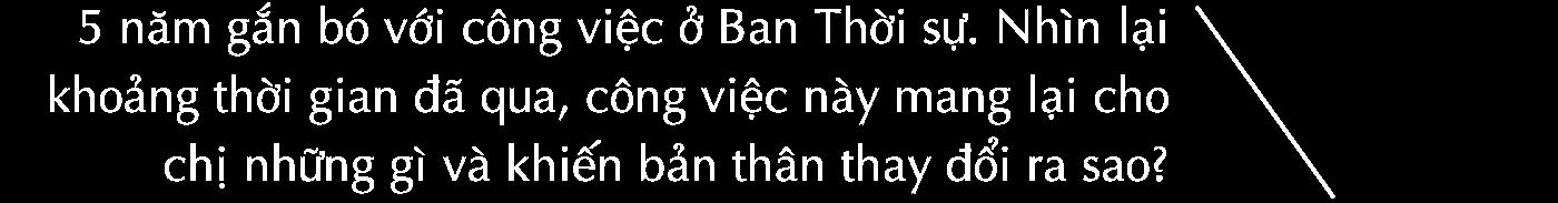 BTV Khánh Trang: Trở về Bản tin Thời sự 19h là sự trở về tràn đầy tự tin và năng lượng - Ảnh 14.