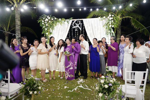 Đám cưới đặc biệt của người mẹ U60 được con gái đăng tin tuyển chồng ở Thanh Hóa - Ảnh 6.