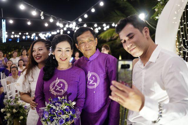 Đám cưới đặc biệt của người mẹ U60 được con gái đăng tin tuyển chồng ở Thanh Hóa - Ảnh 7.