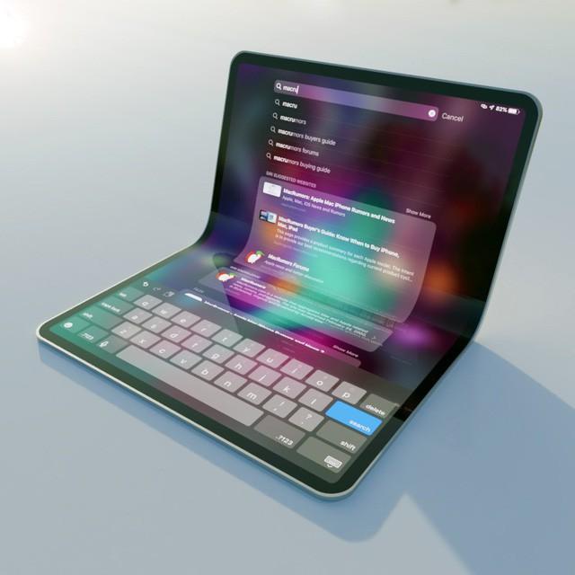 iPhone hoặc iPad màn hình gập sẽ được ra mắt vào năm 2021 - Ảnh 1.