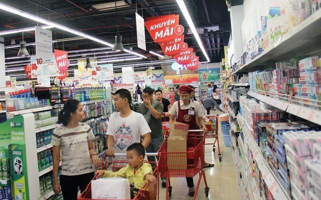 Tháng khuyến mại tập trung quốc gia: Nhiều mặt hàng giảm giá sốc - Ảnh 2.