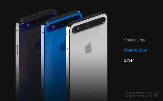 Ý tưởng iPhone 11 đẹp long lanh khiến các Apple fan thèm muốn - Ảnh 6.