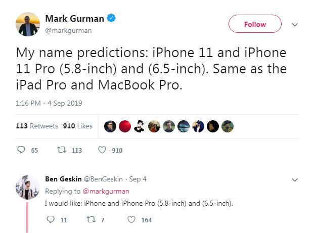 Lộ giá bán iPhone 11 trước thềm ra mắt - Ảnh 1.