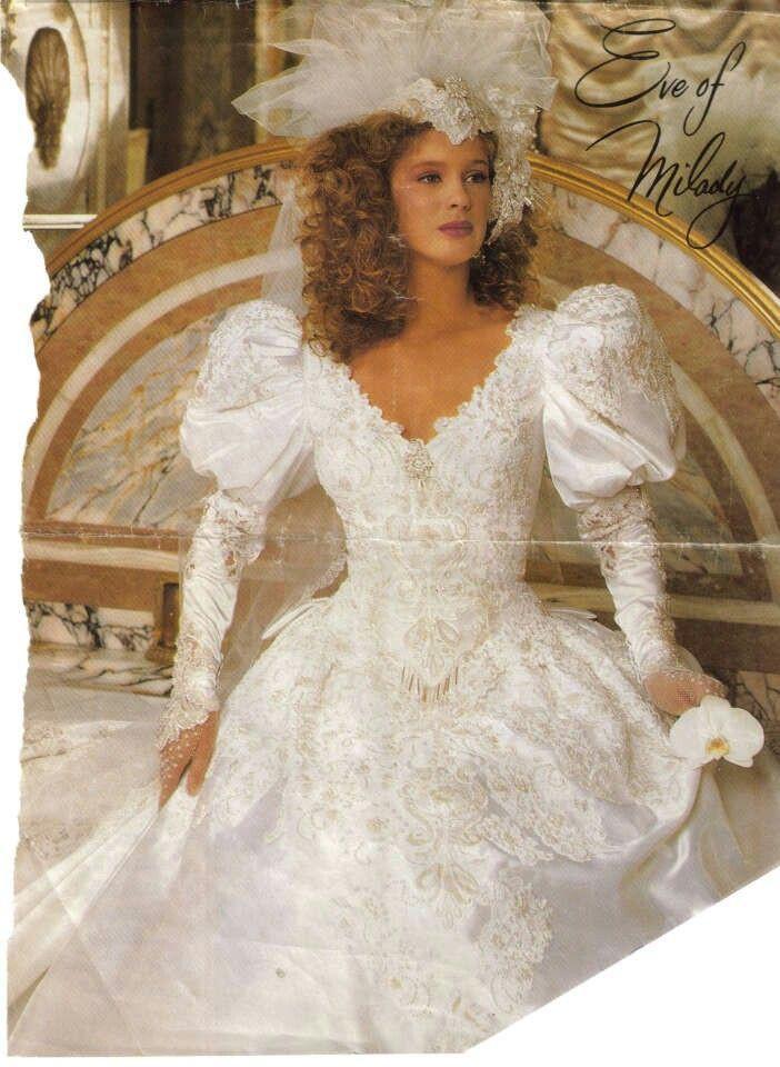 Xu hướng váy cưới và sự thay đổi của thời trang trong 100 năm qua - Ảnh 10.