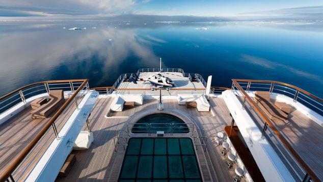 Khám phá siêu du thuyền 325 triệu USD của ông trùm Microsoft – Paul Allen - ảnh 1