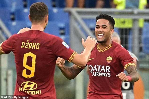 AS Roma có chiến thắng đầu tiên tại Serie A - Ảnh 2.