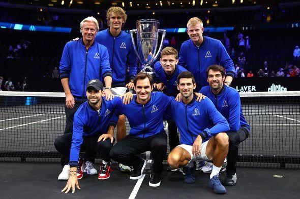 Tại sao Novak Djokovic không tham gia Laver Cup 2019? - Ảnh 1.