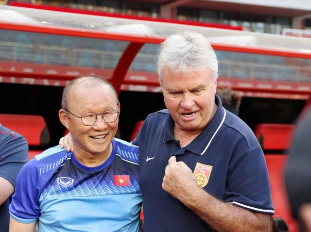 CHÍNH THỨC: HLV Guus Hiddink bị sa thải sau khi U22 Trung Quốc thua U22 Việt Nam - Ảnh 1.
