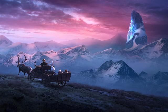 """""""Frozen II"""": Gay cấn, hoành tráng và xúc động - Ảnh 1."""